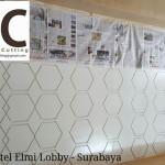 Lobby Hotel Elmi Surabaya