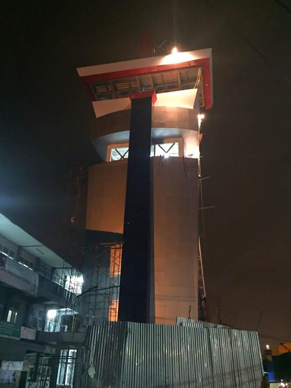 Menara Navigasi - Tanjung Perak Surabaya (2)