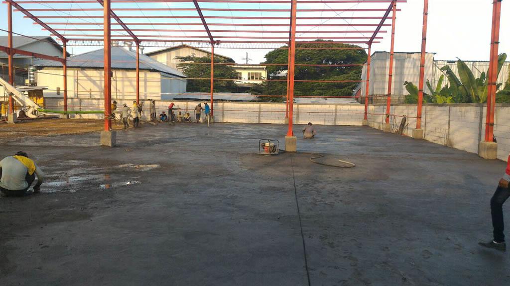 Steel Factory Denpasar BALI (1)